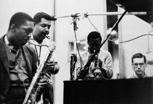 A Quartet In The Studio