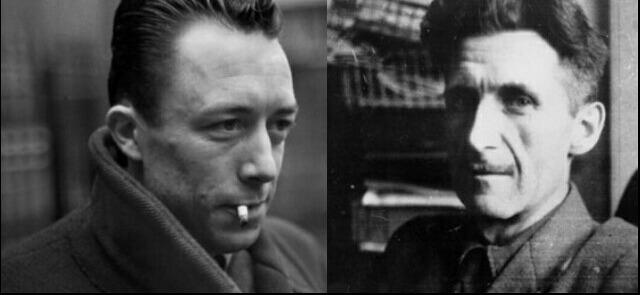 Orwell y Camus